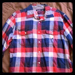 Nautica Mens Longsleeved Cotton shirt